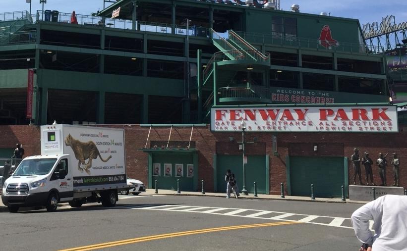 Mobile Billboard Boston