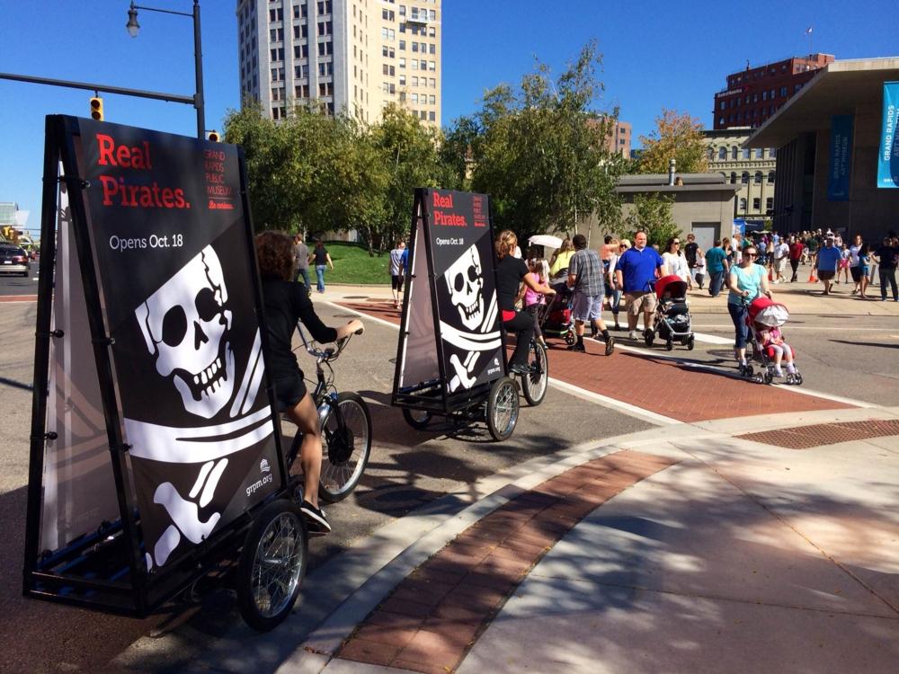 ArtPrize_Advertising_Bikes