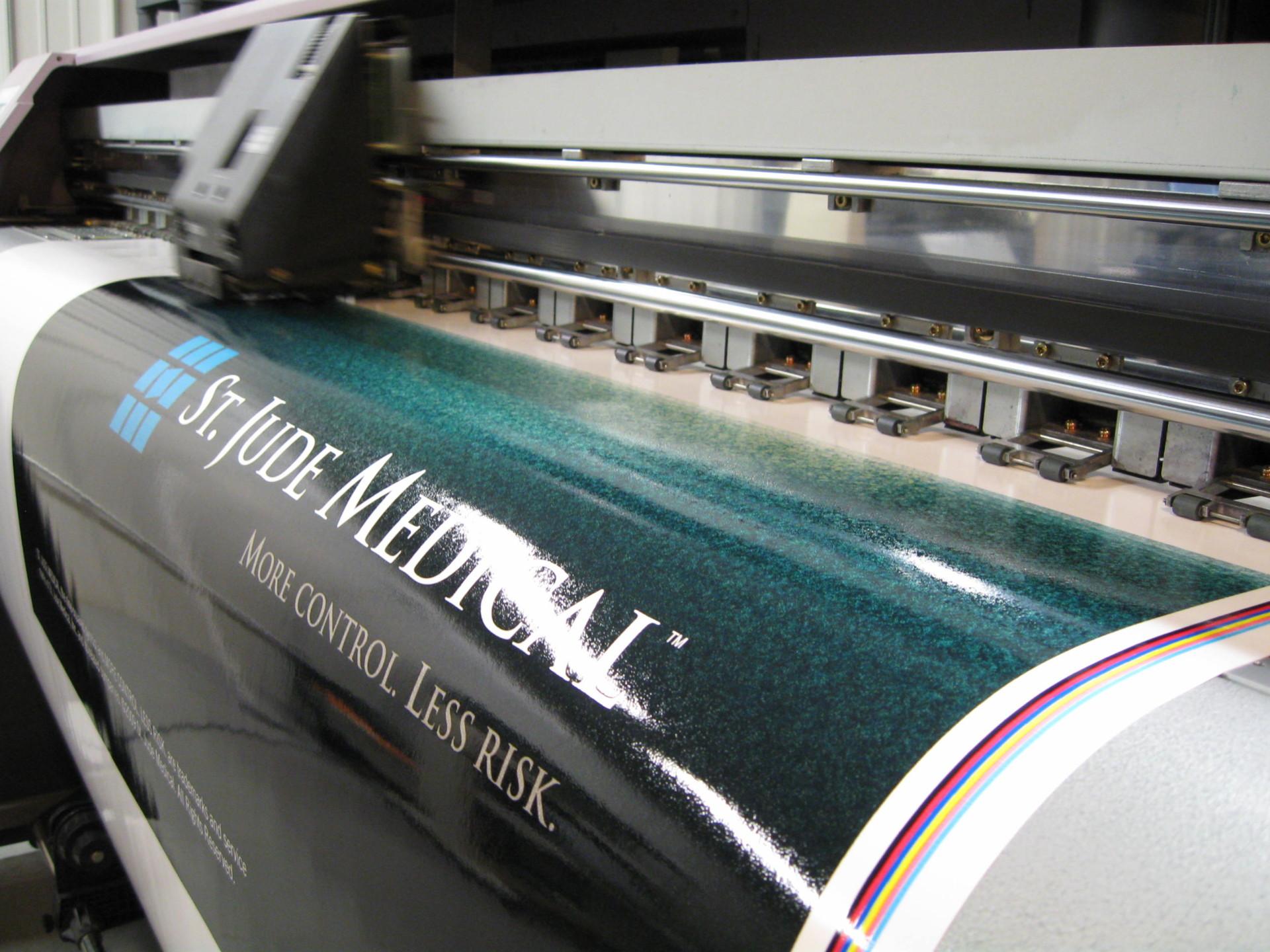 Mobile Billboard Advertising Truck Printer