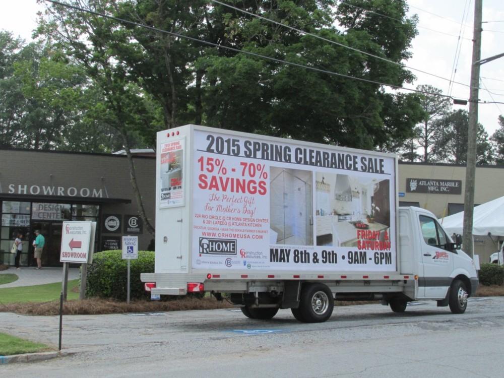 Georgia Mobile Billboard