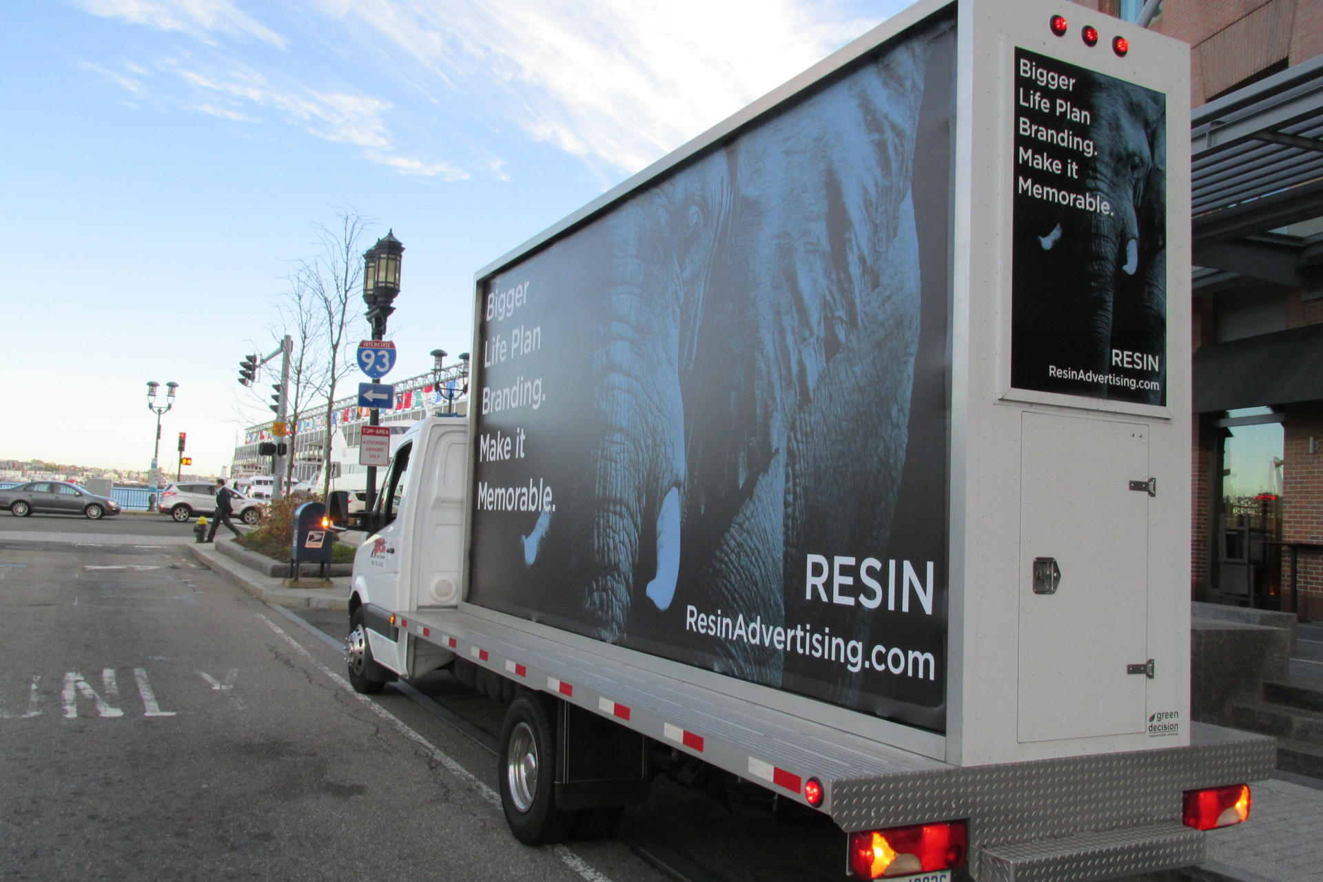 Boston Mobile Billboards