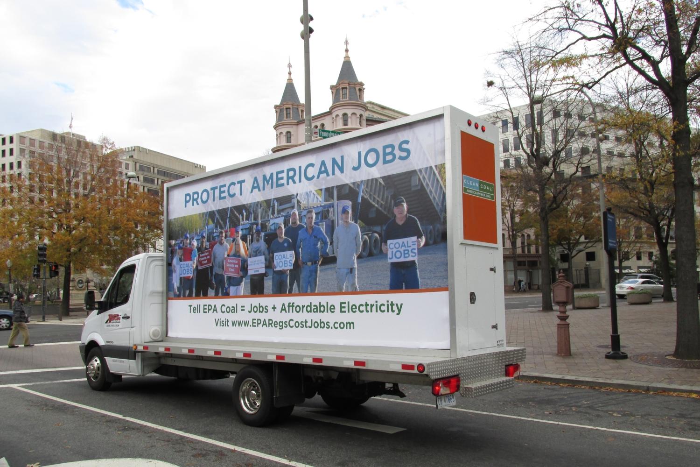 DC Mobile Billboard