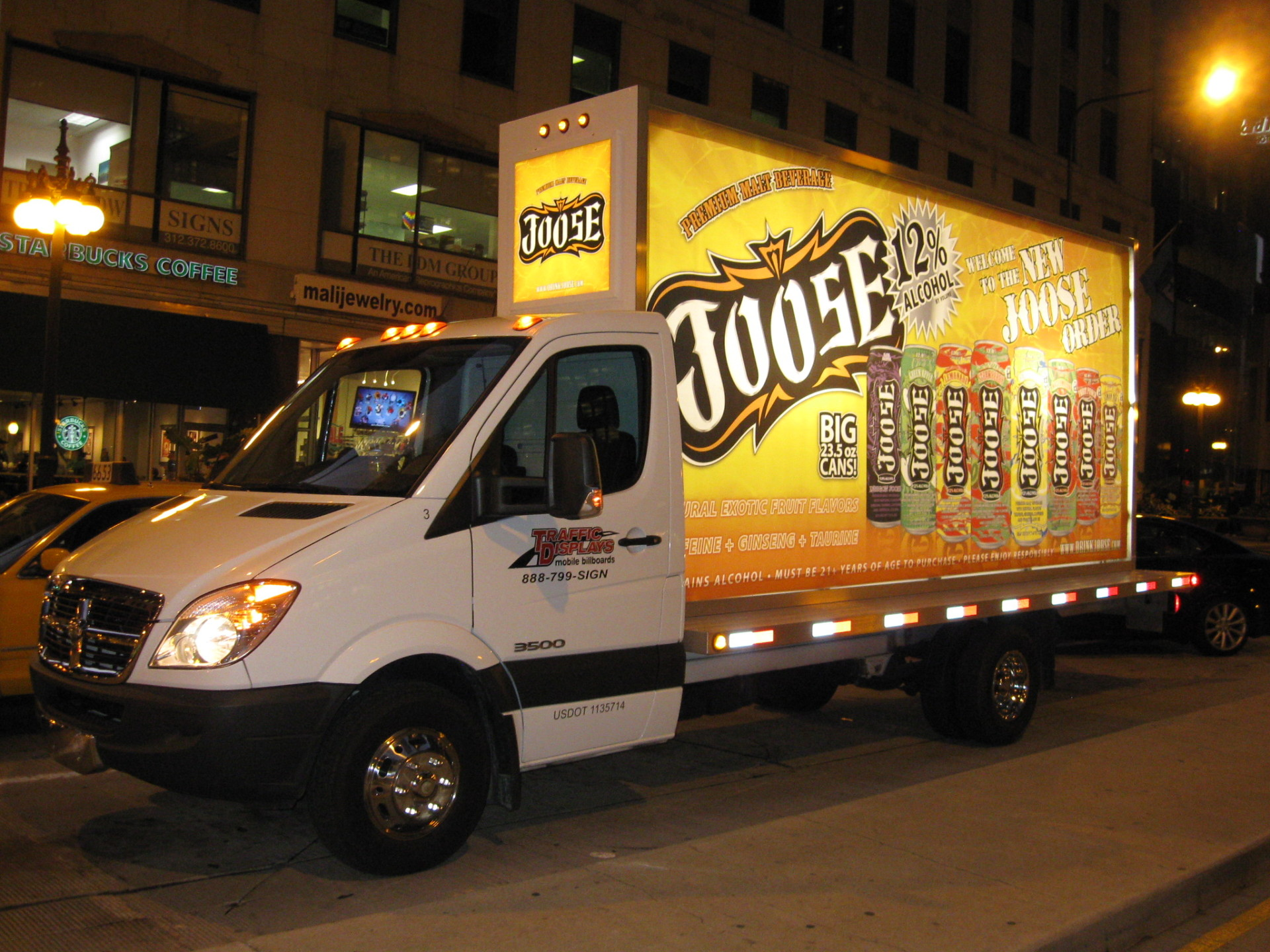 Chicago Mobile Billboards