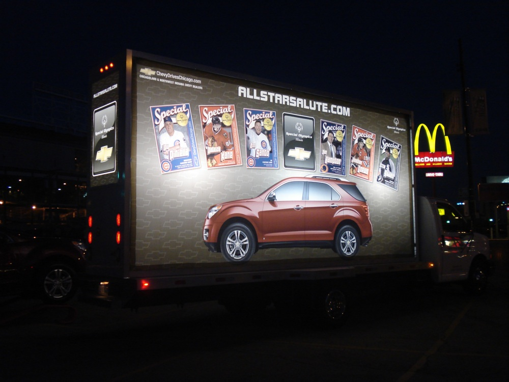 Daytona Mobile Billboards