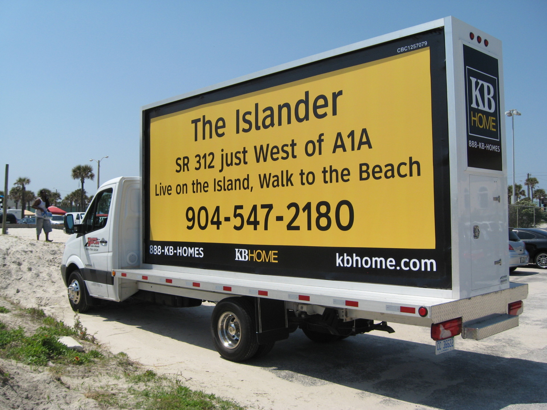 Jacksonville Mobile Billboards