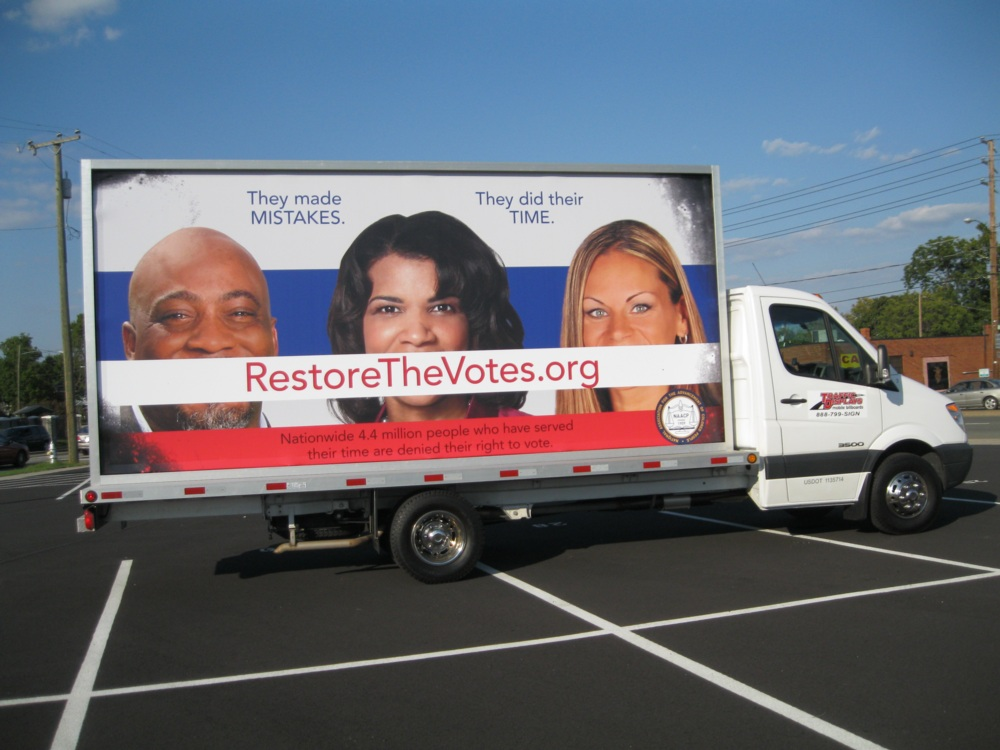 Mobile Billboard Advertising Washington DC