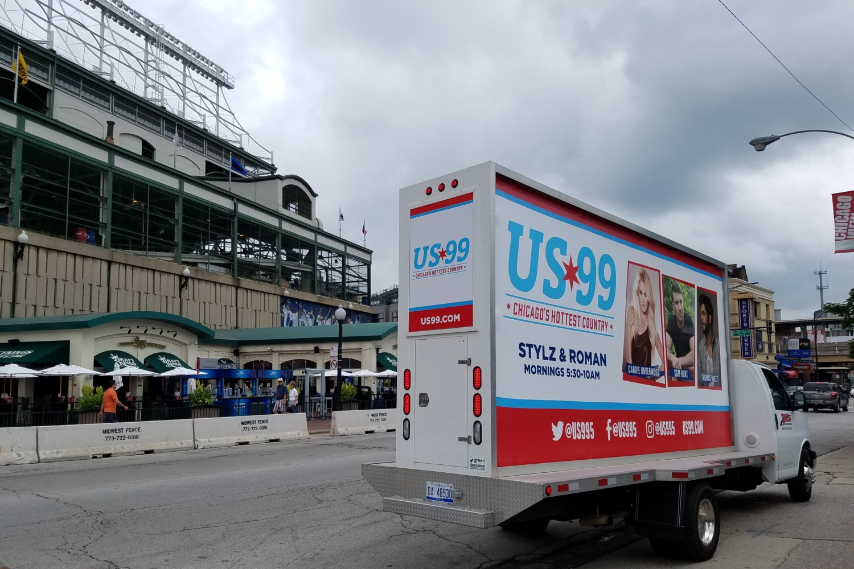 Mobile Billboard Chicago, IL