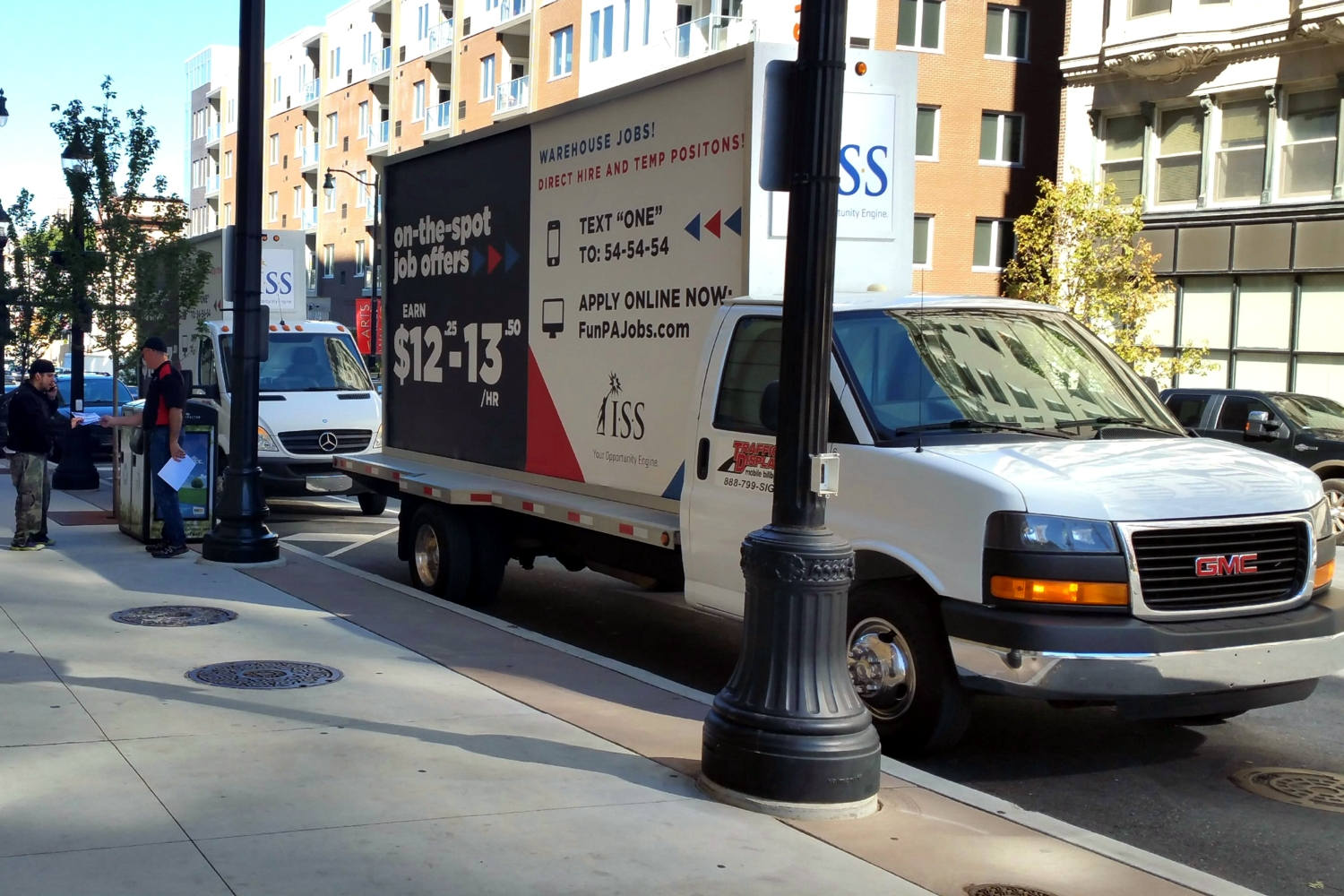 Mobile Billboard Advertising Campaign