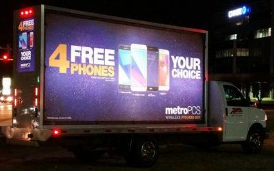 Billboard Truck Rental