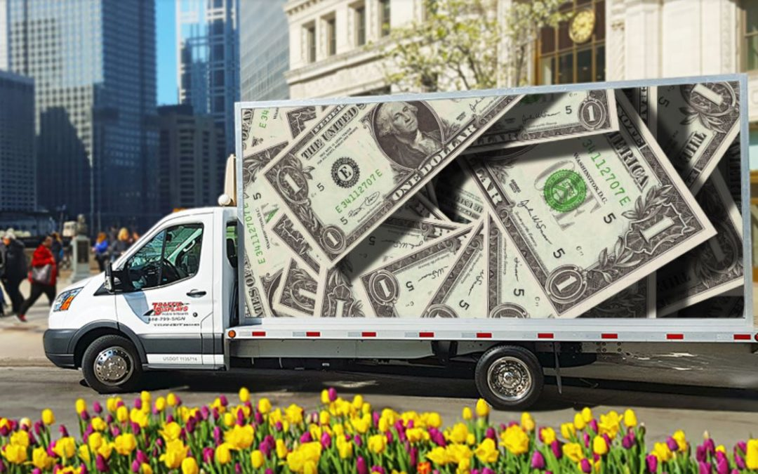 Mobile Billboard Advertising Rates with Traffic Displays, LLC